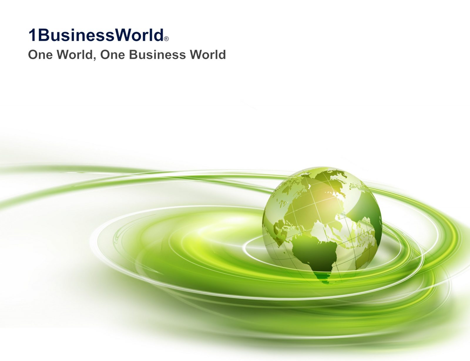 1BusinessWorld - Green Entrepreneur - One World, One Business World