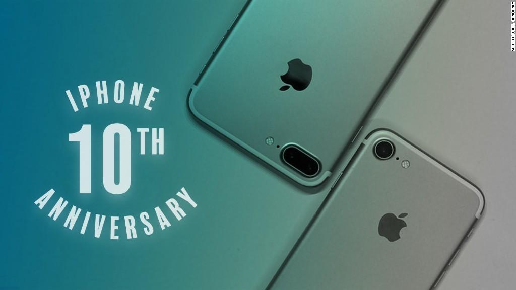 Happy 10th birthday, iPhone