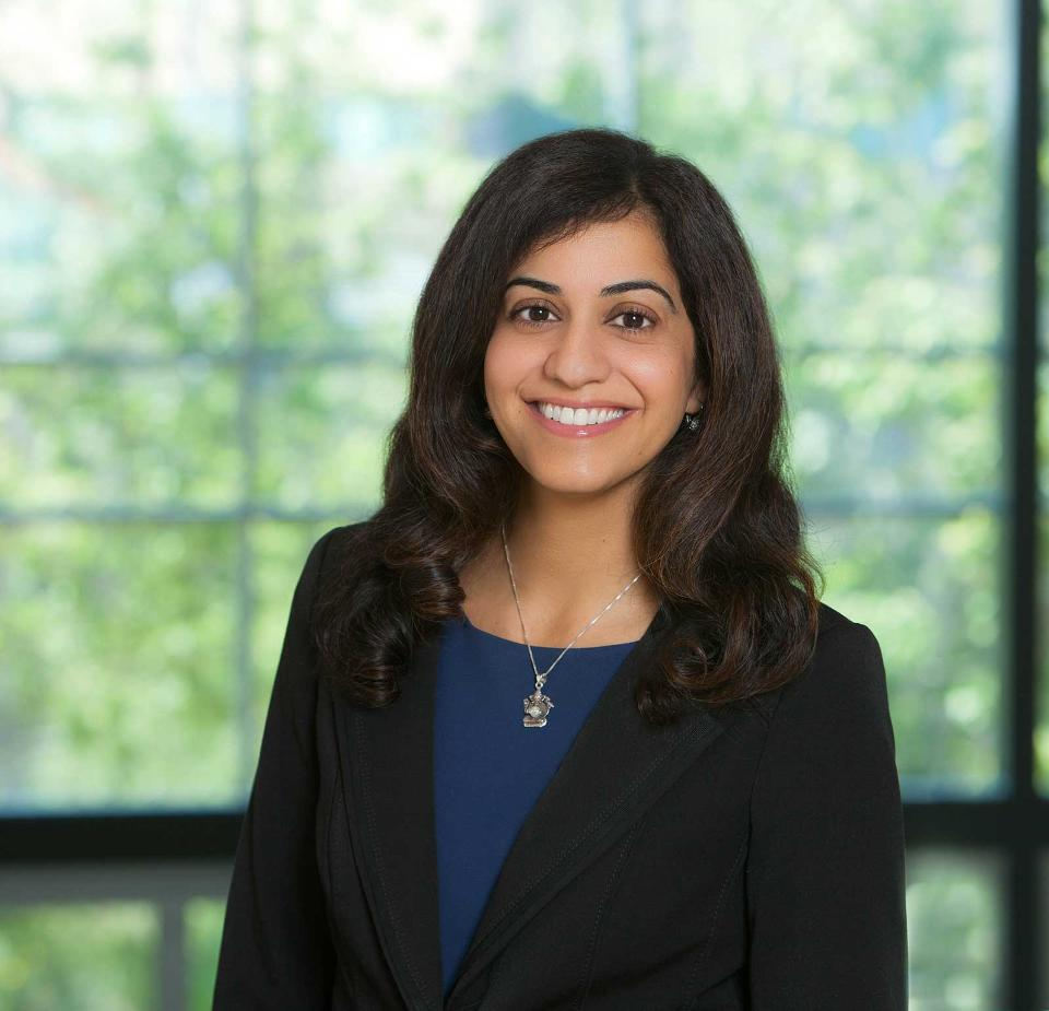 Shelia Gujrathi is the CEO and cofounder of Gossamer Bio, which went public on February 8, raising over $270 million.
