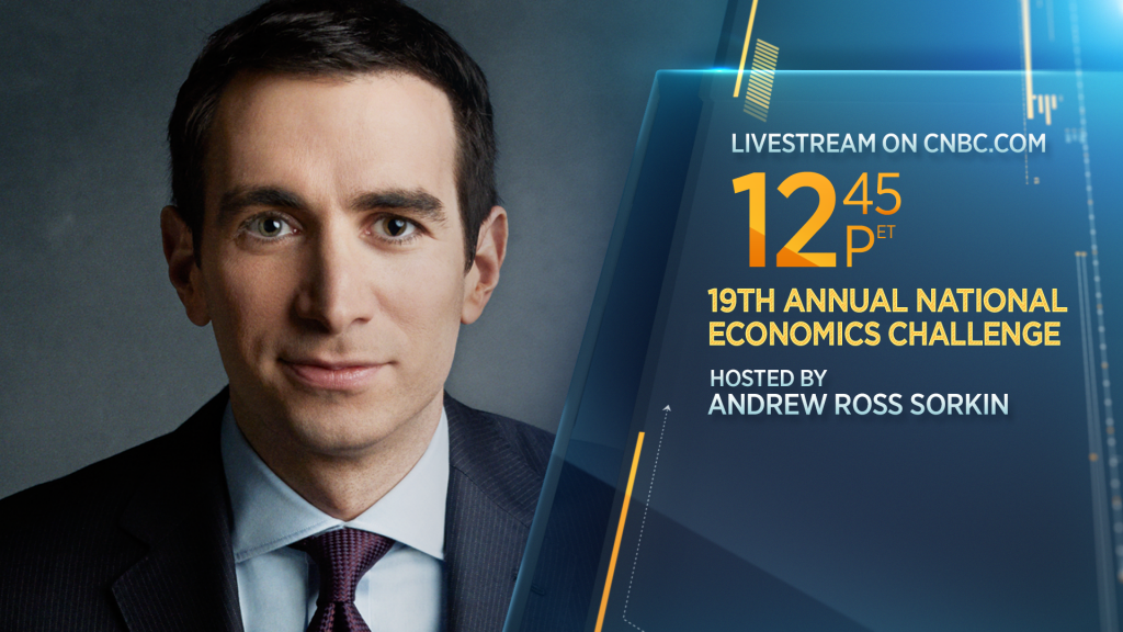 Watch CNBC's Andrew Ross Sorkin host the 2019 National