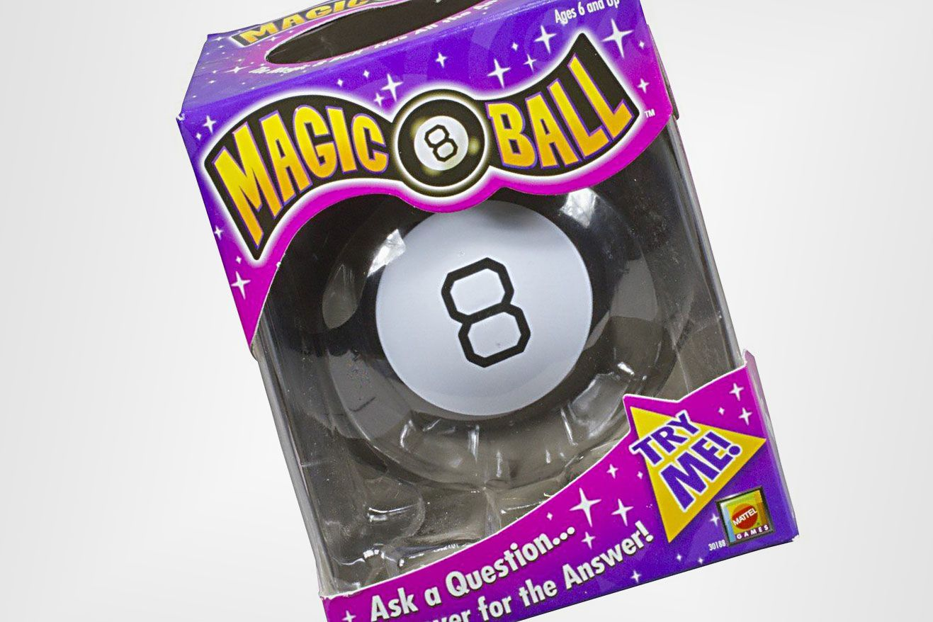 Mattel is making a Magic 8-Ball movie with horror movie