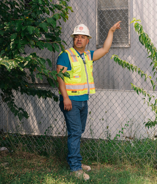 """""""I don't understand why they are trying to kick us out,"""" said Alexander Garray, who has made more than $80,000 a year for the past several years as a construction worker in the Washington area."""