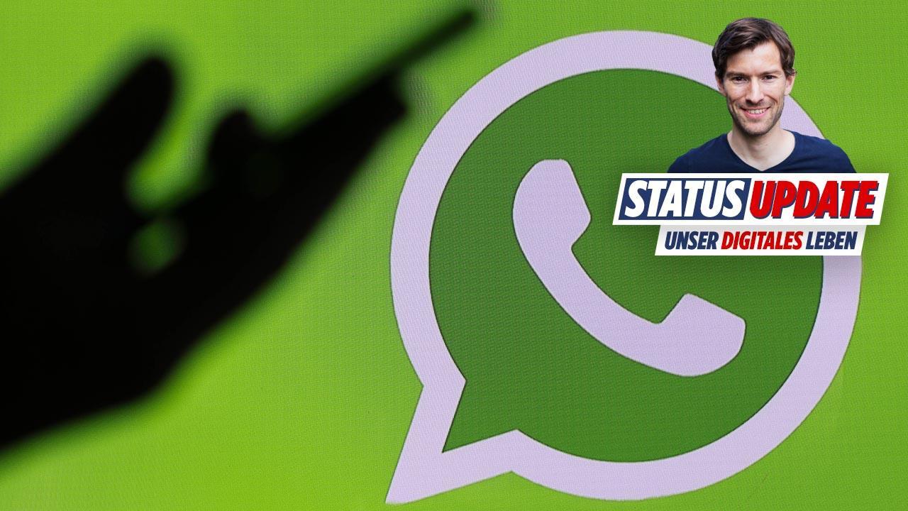Kolumne Status Update Diese Whatsapp Funktion Reizt Mich
