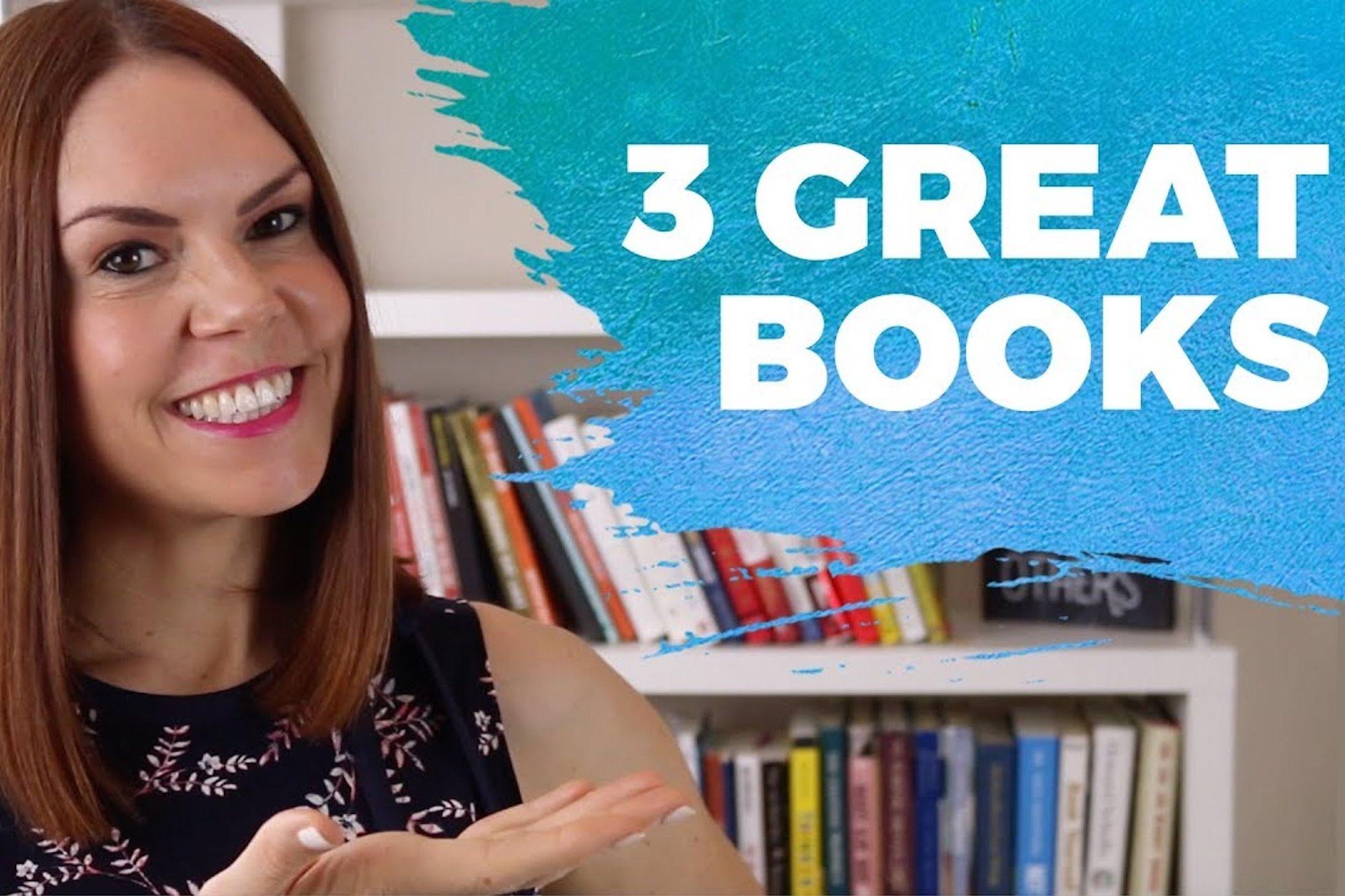 3 Essential Books to Improve Leadership Skills