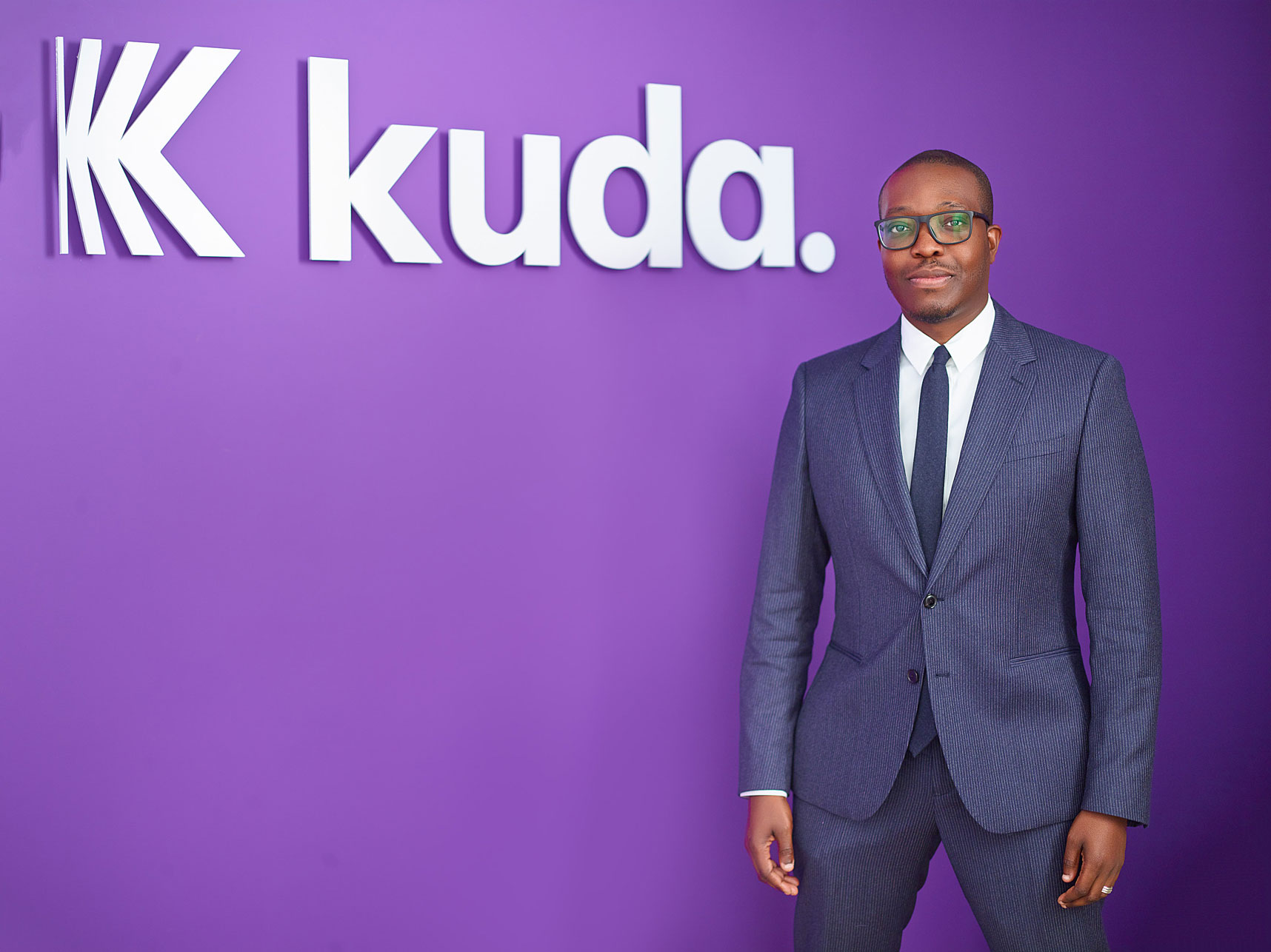 Kuda bank Founder CEO Babs Ogundeyi