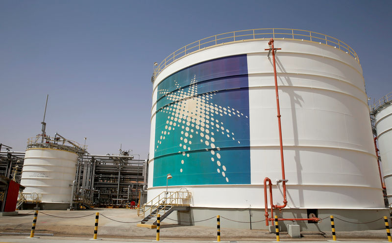© Reuters.  Attacks on Saudi Oil Plants Risk Lowering Aramco IPO Valuation