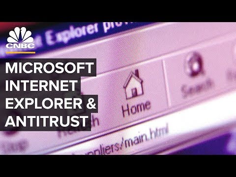 What Google, Facebook And Apple Can Learn From Microsoft's 1998 Antitrust Fight