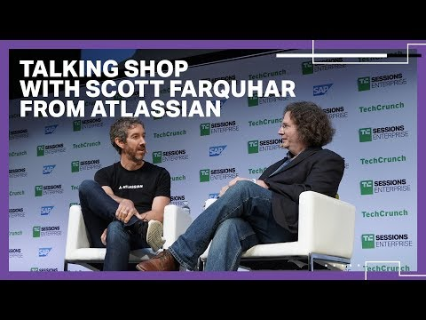 Talking Shop with Scott Farquhar (Atlassian)