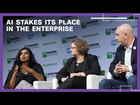 AI Stakes its Place in the Enterprise with Salesforce, Zetta Venture Partners and Reality Engines