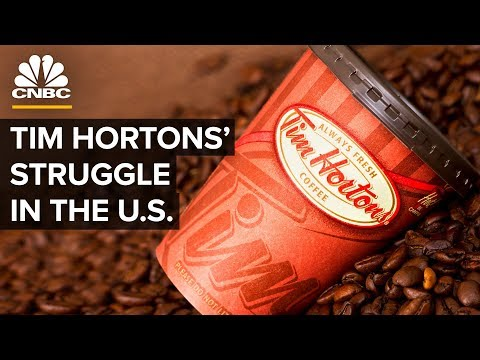 Why Tim Hortons Struggles In The United States