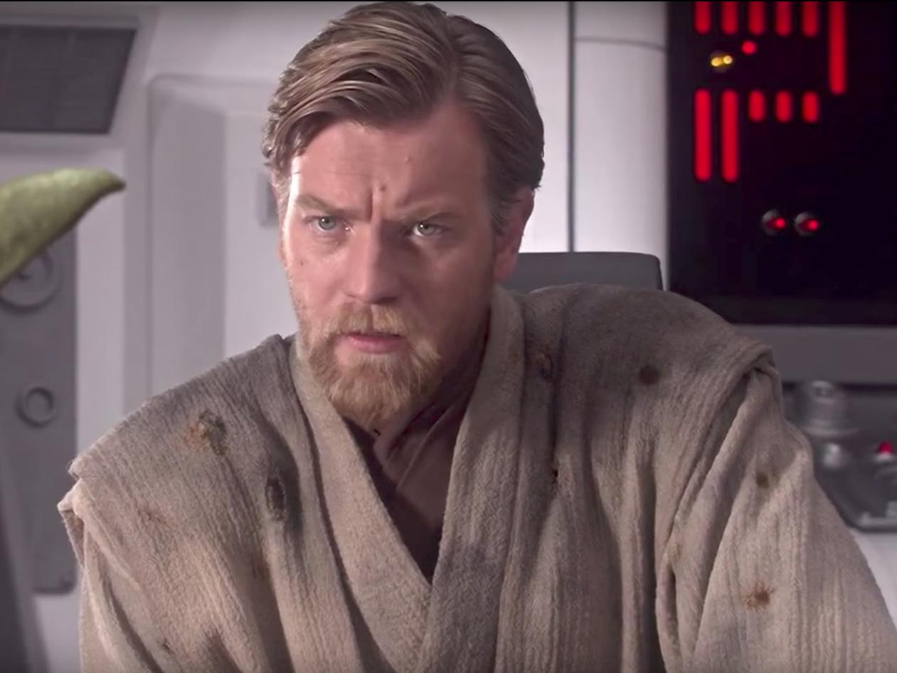 Ewan Mcgregor Confirms His Obi Wan Disney Plus Show Was Originally A Star Wars Movie 1businessworld