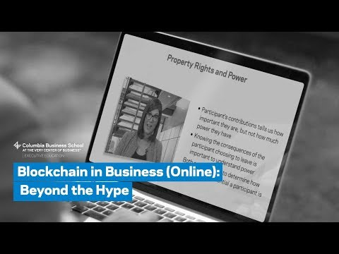 Blockchain in Business (Online): Overview