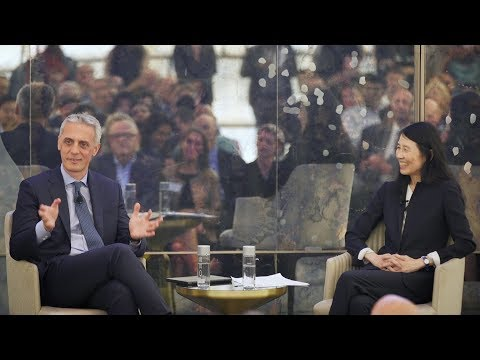 The Future of Business: A Conversation with CBS Dean Costis Maglaras and Jeannette Wing