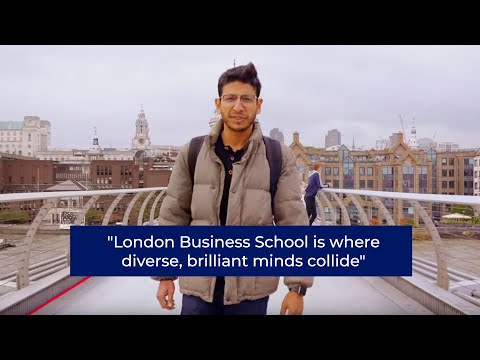 Brightest Minds From Across The Globe | London Business School