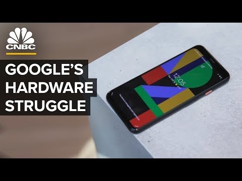 Why Google Struggles With Hardware