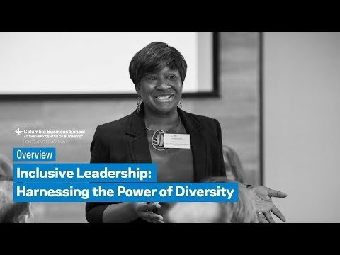Inclusive Leadership: Overview
