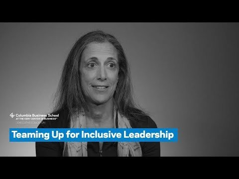Teaming Up for Inclusive Leadership