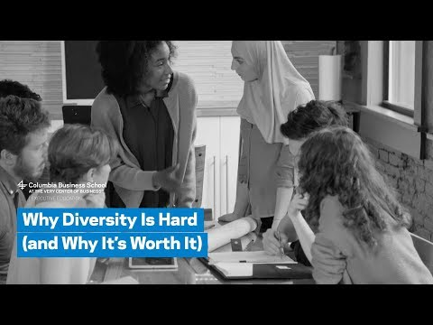 Why Diversity Is Hard (and Why It's Worth It)