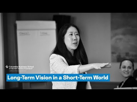 Long-Term Vision in a Short-Term World
