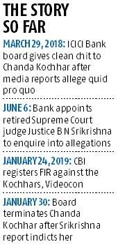 Chanda Kochhar takes ICICI Bank to Bombay HC; hearing on December 2