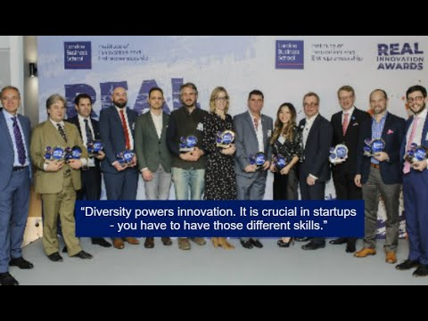 Real Innovation Awards ceremony 2019 | London Business School