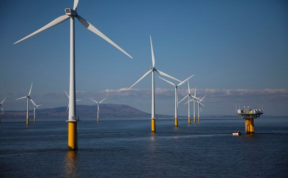 UK offshore wind expertise is being exported to Asia