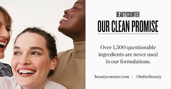 beauty counter brand position
