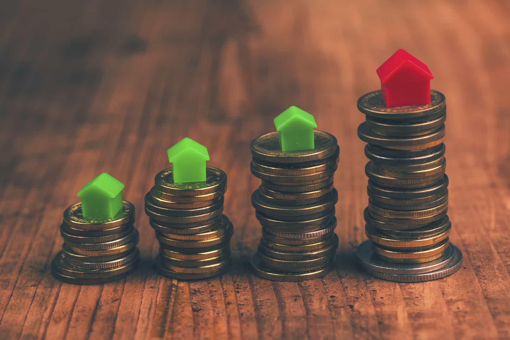 saving for a mortgage