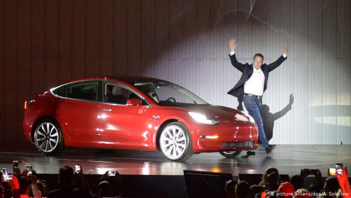 Tesla Elon Musk (picture allianc/dpa/A. Sokolow)