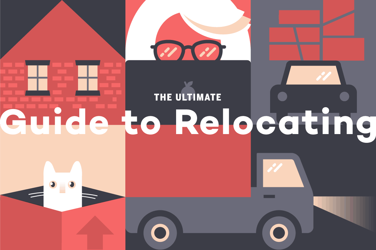 relocating graphic