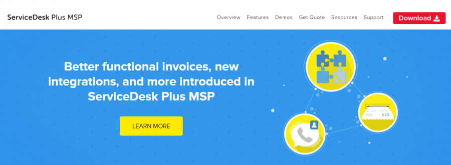 service desk MSP software
