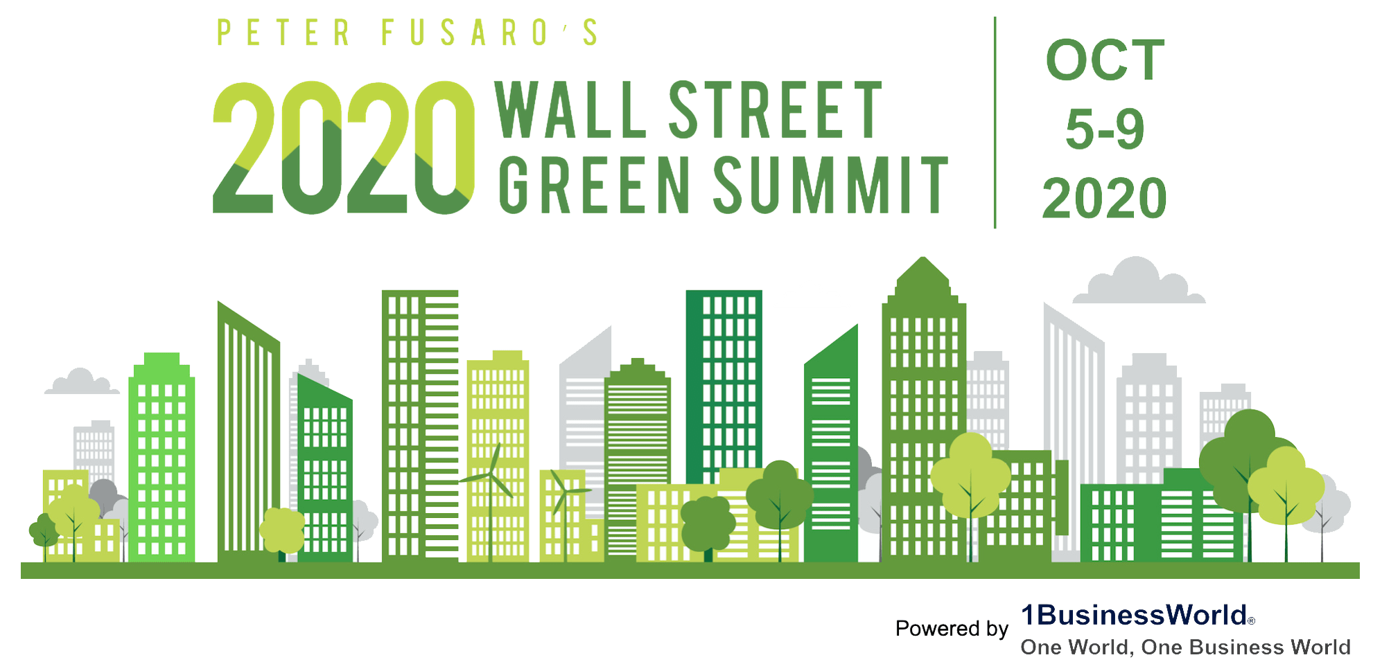 2020 Wall Street Green Summit